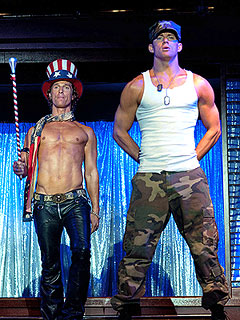 See Channing Tatum & Matthew McConaughey Strip in Magic Mike Trailer | Channing Tatum, Matthew McConaughey