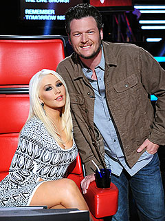 The Voice: Christina & Blake Leave Singers in Tears | Blake Shelton, Christina Aguilera
