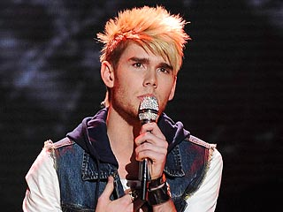 Colton Dixon Sent Home on American Idol