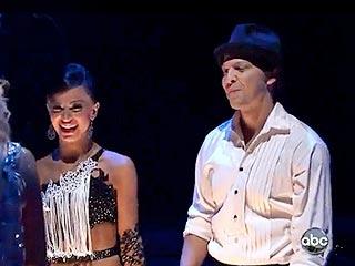 Gavin DeGraw Won't Miss Dancing's 'Tan in the Can Thing' | Gavin DeGraw, Karina Smirnoff