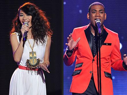 American Idol Does Soul Train| American Idol, Colton Dixon, Elise Testone, Jessica Sanchez, Joshua Ledet, Phillip Phillips, Skylar Laine