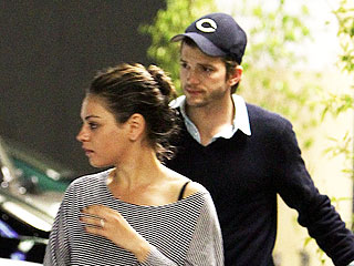 What's Going on Between Ashton Kutcher and Mila Kunis? | Ashton Kutcher, Mila Kunis