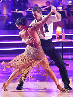 No Kissing in the Cards for Dancing's William & Cheryl | Cheryl Burke, William Levy
