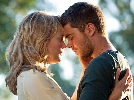 The Lucky One Starring Zac Efron - Review