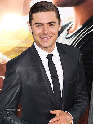 Zac Efron on Sex Scenes with Taylor Schilling in The Lucky One