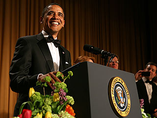 What Hollywood Will Dine on at White House Correspondents' Dinner | Barack Obama