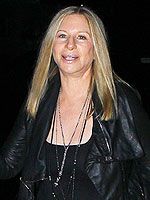 Barbra Streisand Celebrates 70th Birthday with John Travolta & Celeb Pals | Barbra Streisand