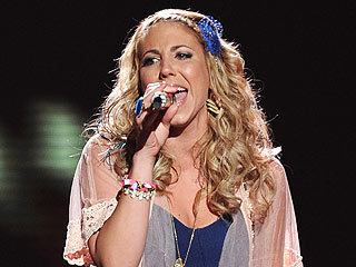Idol's Elise Testone Wants to Duet with Steven Tyler