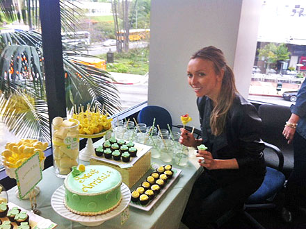 Giuliana Rancic Gets a Surprise Baby Party| Babies, Bill Rancic, Giuliana Rancic