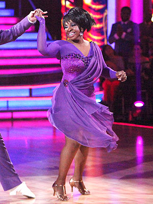 Dancing with the Stars: Gladys Knight Says 'I Lost 60 Lbs.'