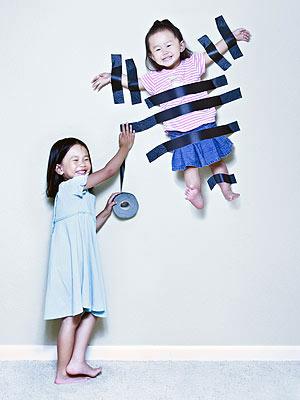 Photographer Explains His Super-Creative (Viral) Children's Portraits
