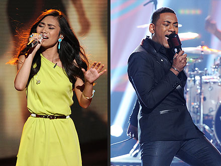 American Idol: Jessica Sanchez, Joshua Ledet Thrill with Queen Songs