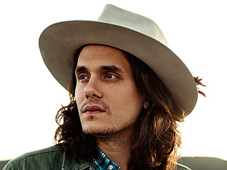 Check Out John Mayer's Long-Haired Look | John Mayer