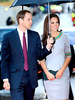 Kate Tosses William a Splashy 30th Birthday Weekend | Kate Middleton, Prince William