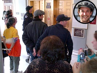 Noah Wyle Arrested in Washington, D.C. | Noah Wyle