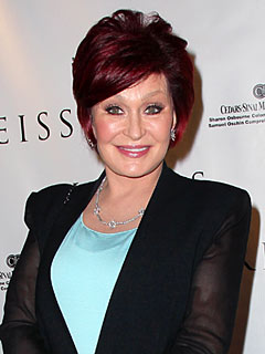 Sharon Osbourne: I've Had a Double Mastectomy | Sharon Osbourne