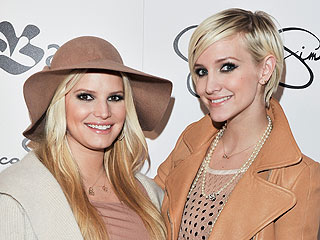 Ashlee Simpson Is 'In Love' with New Niece