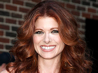 Debra Messing Says She's 'at Peace' with Divorce | Debra Messing
