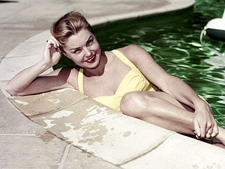 Esther Williams Dies at 91| Death, Tributes, Esther Williams, Fernando Lamas, Lorenzo Lamas