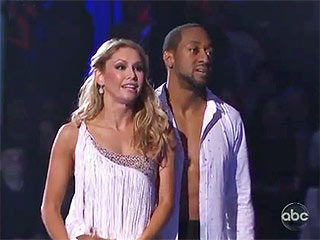 Dancing's Jaleel White: I Really Respect Kym Johnson