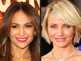 What Cameron Diaz & J.Lo Think About Motherhood