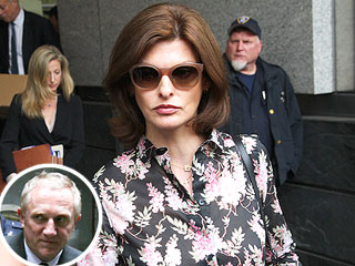 Linda Evangelista Child-Support Case Grows Ugly
