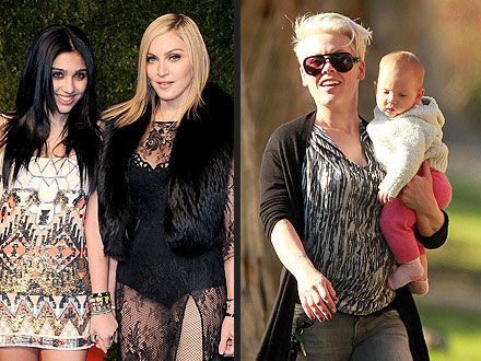 Mother's Day Vevo videos: Jessica Simpson, Madonna, Pink & More