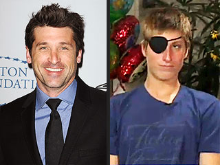 Rescued Teen Grateful to Patrick Dempsey After Car Accident
