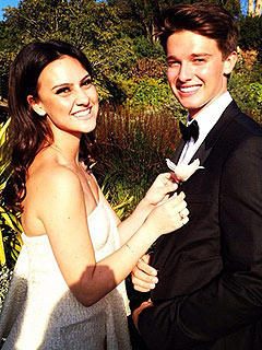 Which Hollywood Offspring Did Patrick Schwarzenegger Take to Prom? | Patrick Schwarzenegger