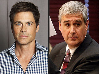 Rob Lowe to Play Casey Anthony Lawyer in Lifetime Movie | Rob Lowe