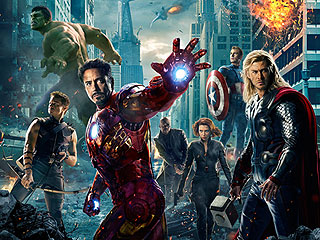 PEOPLE Review: The Avengers Saves the Day!