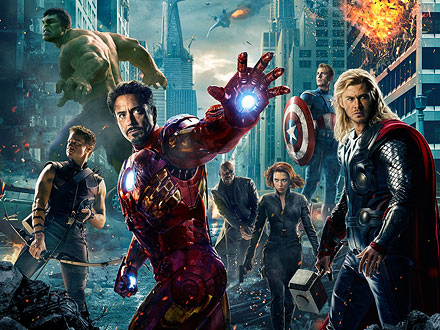 The Avengers: PEOPLE Review
