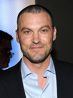 Brian Austin Green Deflects Megan Fox Pregnancy Rumors | Brian Austin Green