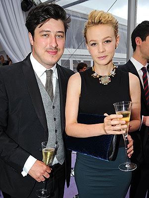 Carey Mulligan, Marcus Mumford Step Out for Charity