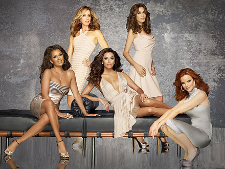 'Desperate Housewives' Finale: Classically Desperate