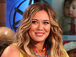 Hilary Duff: Labor with Luca Was 'Very Easy' | Hilary Duff