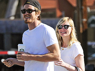 Kirsten Dunst & Garret Hedlund Heat Up a Dance Floor in L.A. | Kirsten Dunst