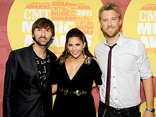 Carrie Underwood, Brad Paisley to Perform at CMT Awards | Charles Kelley, Dave Haywood, Hillary Scott