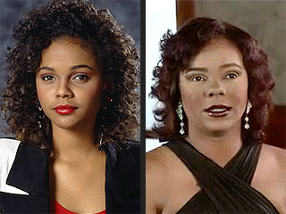 PHOTOS: Saved By the Bell's Lark Voorhies: What She Looks Like Now