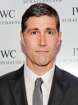 Matthew Fox DUI Arrest; Lost Star Opens Up to Ellen DeGeneres