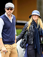 Blake Lively & Ryan Reynolds Share an Island Getaway (in Vancouver) | Blake Lively, Ryan Reynolds