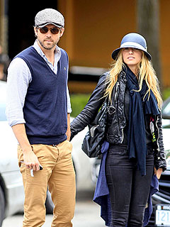 Blake & Ryan Head for Wedded Bliss in Bedford, N.Y. | Blake Lively, Ryan Reynolds