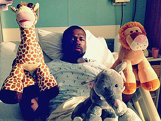 50 Cent Hospitalized: Stomach Flu or Publicity Stunt? | 50 Cent