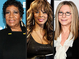Aretha Franklin, Dolly Parton Mourn Donna Summer's Death | Aretha Franklin, Barbra Streisand, Donna Summer