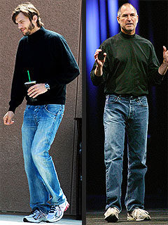 PHOTO: See Ashton Kutcher as Steve Jobs | Ashton Kutcher, Steve Jobs
