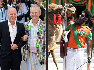 PHOTOS: The First Stars (And a Camel) Arrive at Cannes