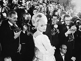 Photo Flashback: Cannes Film Festival 50 Years Ago