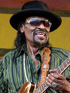 Chuck Brown, the Godfather of Go-Go, Dies at 75