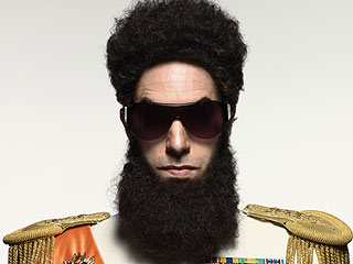 Three Reasons to See The Dictator