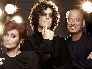 POLL: Is Howard Stern a Good Fit for America's Got Talent?